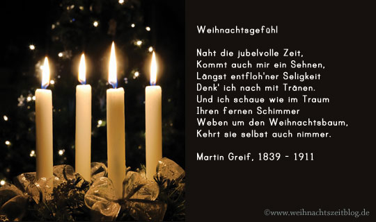 4. Advent Gedicht