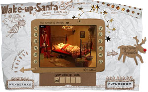 wake up santa weihnachtszeit designblog. Black Bedroom Furniture Sets. Home Design Ideas