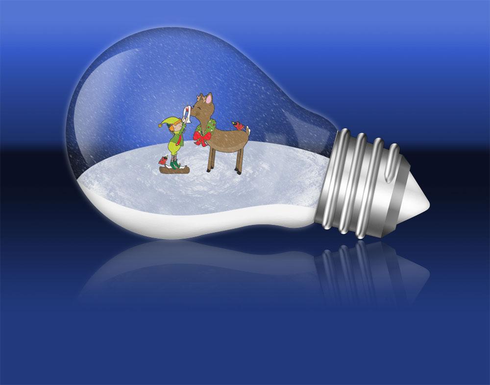 weihnachten in der gluehbirne weihnachtszeit designblog. Black Bedroom Furniture Sets. Home Design Ideas