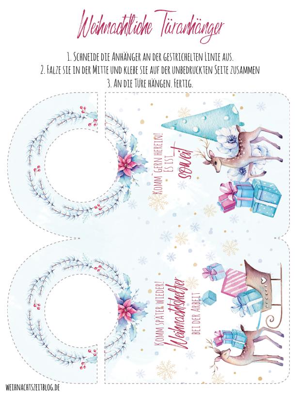 Weihnachtszeit Designblog